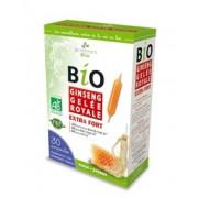 Ампули за тонус и енергия с женшен и пчелно млечице 3 Chenes Ginseng Gelee Royale