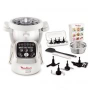 Moulinex Robot de cocina Moulinex Companion HF800A10 + CUIVAP XF384B10 + CORTADOR DE PIERNAS XF383110