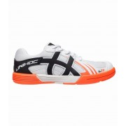 Unihoc U3 Junior White/Orange 36