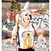 trikó női CRIME CITY CLOTHING - Droogs Don´t Run - BW-007