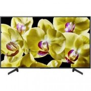 Sony LED TV 123 cm 49 palec Sony BRAVIA KD49XG8096 en.třída A (A+++ - D) DVB-T2, DVB-C, DVB-S2, UHD, Smart TV, WLAN, PVR ready, CI+ černá