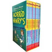 Horrid Henrys Mischievous Mayhem Collection 10 Book Box Set