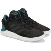 ADIDAS NEO CLOUDFOAM REVIVAL MID Sneakers For Men(Black)