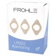Fröhle LR002 (2,1cm) - orvosi potenciagyűrű szett (3db)