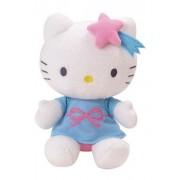 Hello Kitty - Doudou Luminou - Hello Kitty - Peluche Photoluminescente Sans Pile - Se Voit Dans Le Noir !