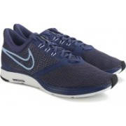 Nike WMNS NIKE ZOOM STRIKE Running Shoes For Women(Blue, Grey)