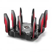 Router wireless TP-Link Archer C5400X Tri-band Gaming 8xLAN WAN USB 3.0 Negru