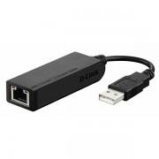 D-Link USB 2.0 mrežna kartica DUB-E100 DUB-E100