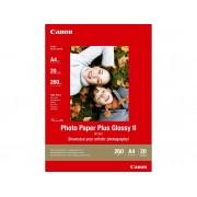 Canon Papel Fotográfico CANON Plus PP-201 A4-20FLS