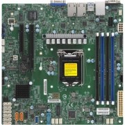 Supermicro placa de baza X11SCH-F Single Sockel 1151