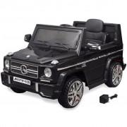 Sonata Детски акумулаторен джип Mercedes Benz G65, 2 мотора, черен