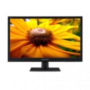 """Монитор 19.5"""" (49.53cm) HANNS.G HL205DPB, HD LED, 5ms, 80 000 000:1, 250cd/m2, DVI"""