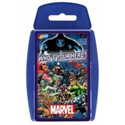 Marvel Universe Top Trumps Card Game | Educational Card Games