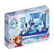 JOC CREATIVITATE SI INDEMANARE GEORELLO TEATRU INTERACTIV FROZEN - QUERCETTI (Q2328)
