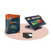 Pack caisse tactile Linéo Soft Commerce