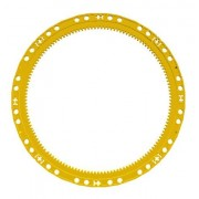 LEGO Technic GIANT HUGE YELLOW INNER RACK GEAR Round Circle Curved Bucket Wheel Excavator Part Piece 24121 42055