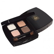 ABSOLUTE EYES PRESSED MINERAL EYE SHADOW QUAD (Metro Neutrals)
