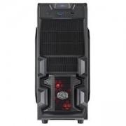 Кутия Cooler Master K380, Черен, CM K380 USB3.0 SIDE WINDOW