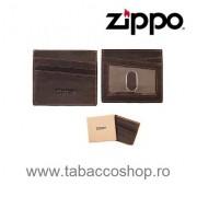 Portofel din piele Zippo pentru carti de credit