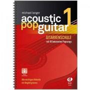 Dux Acoustic Pop Guitar Bd.1 Libros didácticos