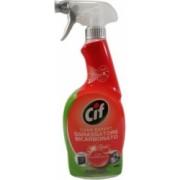 Spray Solutie Curatare CIF cu Bicarbonat Cantitate 650 ml Solutie Curatat Pulverizator Spray Curatare Bucatarie Solutie Curatare Baie