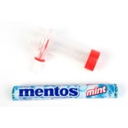 Mentos And Soda Geyser Tube, 5 Pack
