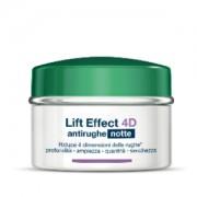 Manetti&Robert's Somatoline Cosmetic Lift Effect 4D crema viso Notte antirughe filler (50 ml)