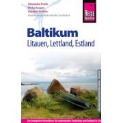 Reisgids Baltische Staten - Baltikum, Estland, Letland, Litouwen | Reise Know-How Verlag