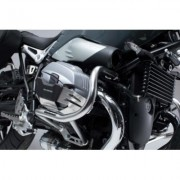 SW-Motech Crash bar in acciaio inox - BMW RnineT(14-)/Scra,Pure,Rac...
