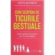Cum scapam de ticurile gestuale. Eliminati gesturile inconstiente care va strica imaginea./Joseph Messinger