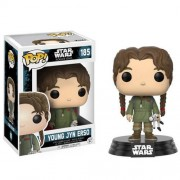 Pop! Vinyl Figura Pop! Vinyl Jyn Erso Joven - Rogue One Star Wars