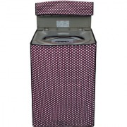 Dream Care Multicolor Printed Washing Machine Cover for Fully Automatic Top Loading LG T7208TDDLP 6.2 kg