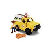 Imaginext Toy Story Carro Pizza Planet - Mattel