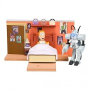McFarlane Toys Rick and Morty You Shall Now Call Me Snowball Building Set (109 Piece)