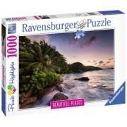 Puzzle Smart Insula Praslin, 1000 Piese