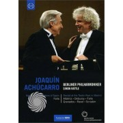 Video Delta JOAQUIN ACHUCARRO - RECITAL AT THE TEATRO REAL DE MADRID - DVD