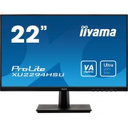 iiyama ProLite XU2294HSU-B1 LED display 54,6 cm (21.5'') 1920 x 1080 Pixels Full HD Flat Mat Zwart