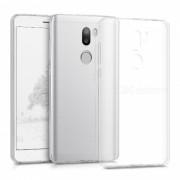 Naxtop TPU Funda ultrafina para Xiaomi Mi 5s Plus -Transparent