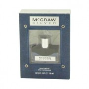 Tim McGraw Silver Eau De Toilette Spray 0.5 oz / 14.79 mL Men's Fragrance 491408