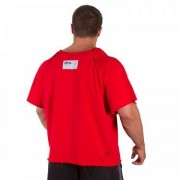 Gorilla Wear Classic Work Out Top Red - S/M
