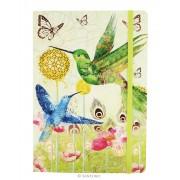 Hummingbirds - Santoro - A5 Napló