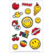 Stickere, 3 coli/set, HERLITZ Smiley World Girly