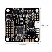 Tradico® Flight Controller Board Module RC Remote Control for OCDAY 6DF Spare Part