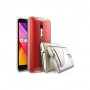 "Husa Asus ZenFone 2 5,5"" Ringke Fusion CRYSTAL VIEW + Bonus folie protectie display Ringke"