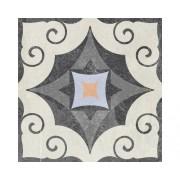 Gresie portelanata mata Scandic Decor 14 18,6x18,6 cm