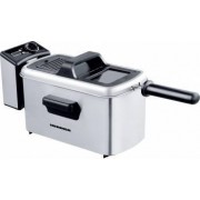 Friteuza Heinner Master Collection HDF-1850XMC 1850W 0.5 kg 3L Display LED Argintiu-Negru