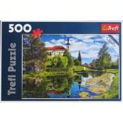 Chiemsee tó, Bajorország 500 db-os puzzle