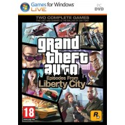 Joc PC Hype Grand Theft Auto Episodes from Liberty City