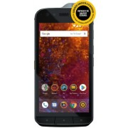 "Telefon Mobil Caterpillar CAT S61, Procesor Octa-Core 2.2GHz, Super Bright 5.2"", 4GB RAM, 64GB Flash, 16MP, Wi-Fi, 4G, Dual SIM, Android, Rezistent la apa si praf (Negru) + Cartela SIM Orange PrePay, 6 euro credit, 6 GB internet 4G, 2,000 minute nationale"