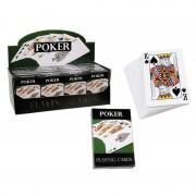 Merkloos Poker speelkaarten 54 stuks